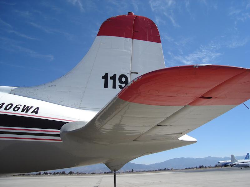 DC-7-tail